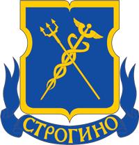 Герб района Строгино