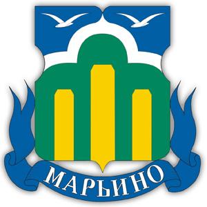 Герб района Марьино